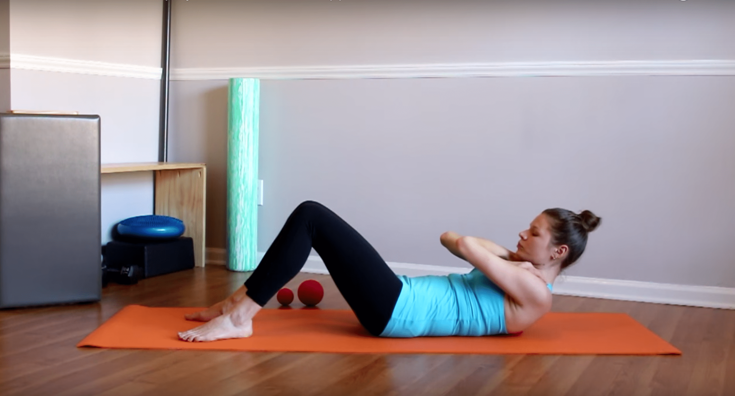 Lower Back Release for Strong Core